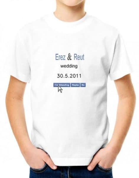 חולצות לחתן וכלה, חולצות מצחיקות, חולצות לחתונה, חולצות מודפסות,