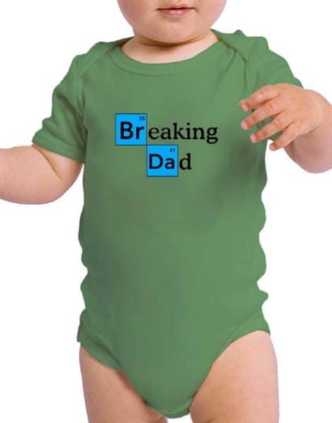 בגד גוף לתינוקות עם הדפס