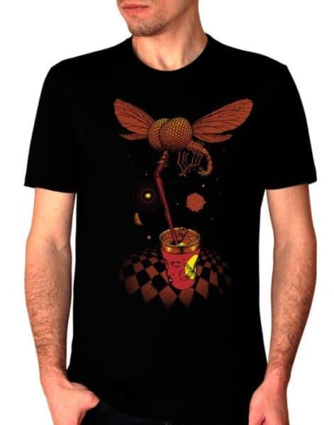 חולצות פסיכודליות, חולצות למסיבות, חולצות טראנס