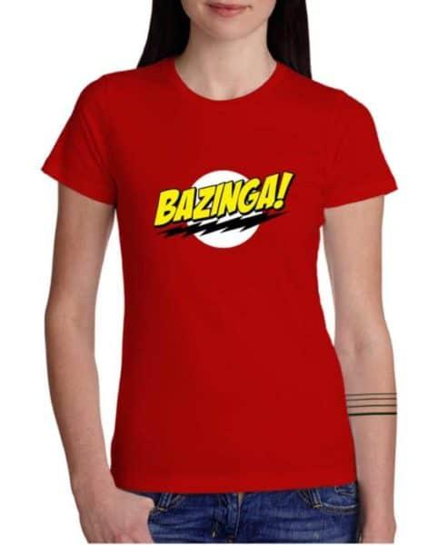 חולצת באזינגה