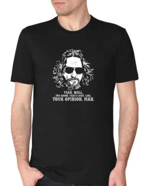 חולצה מגניבה של ביג לבובסקי