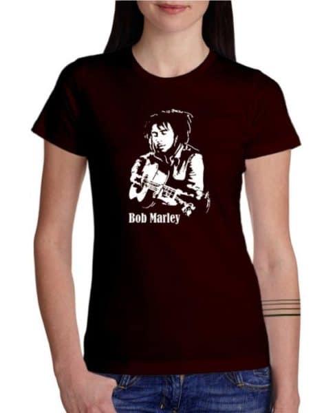 חולצה מגניבה של בוב מארלי