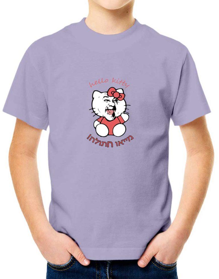 מיאו חתולה, זאב רווח, ההוא עם החולצות