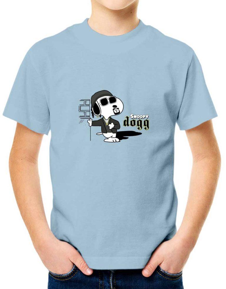 חולצה של סנופ דוג