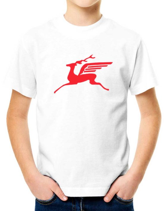 חולצה עם ההדפסה של הצבי דואר ישראל