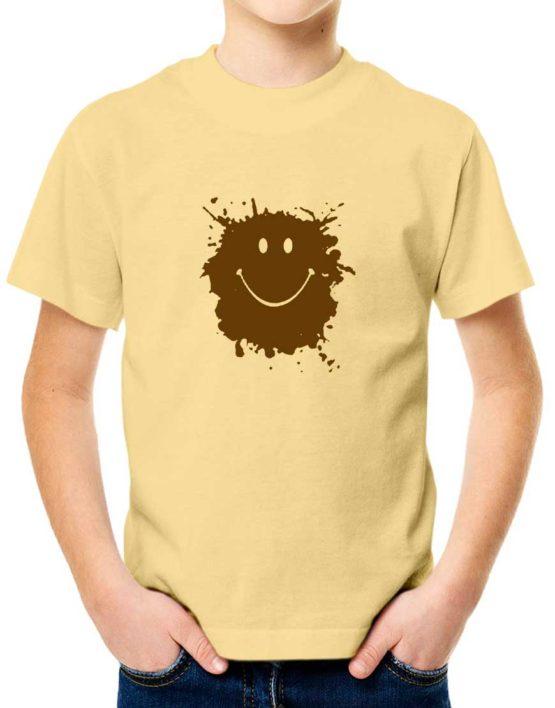 חולצה של הסמיילי פורסט גאמפ