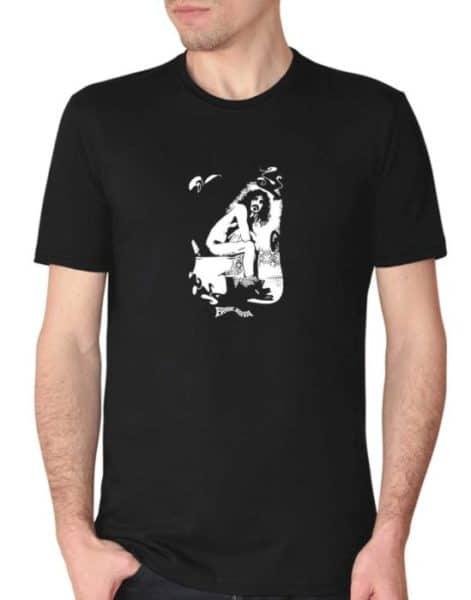 חולצה של פרנק זאפה
