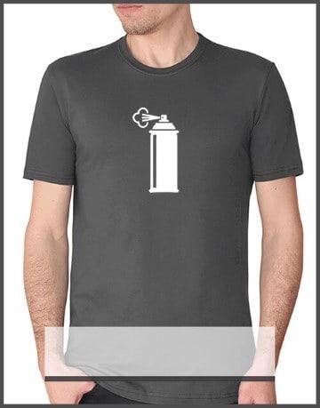 חולצות גרפיטי